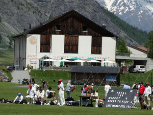 2013 Zuoz International Cricket Festival (15. & 16.6.2013)