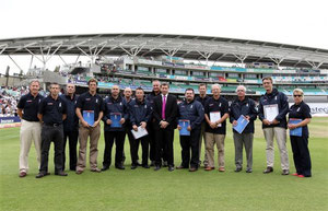2010 ECB Europe Sky Sports Outstanding Coach Award Winners