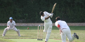 Action photo at 2012 SCA Final
