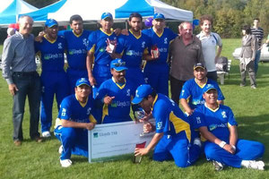 Nomads CC at Swiss T20 2012