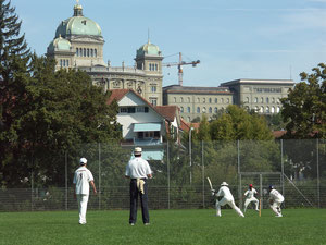 Marzili Cricket Ground, 3000 Berne