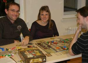 Troyes beim Pankower Spieleabend