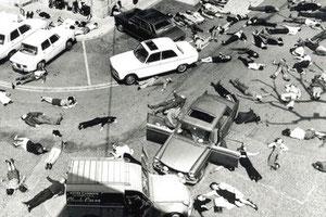 Mazamet ville morte en 1973