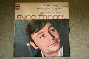 Disque 33 tours 25 cm de Maurice Fanon