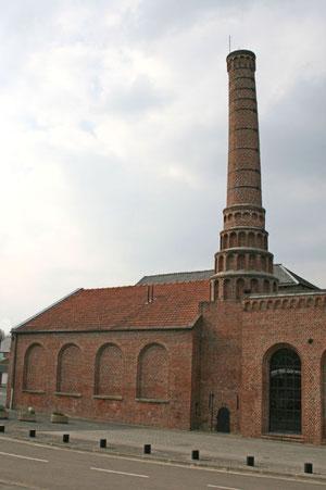 La filature de Fourmies devenue un musée du textile