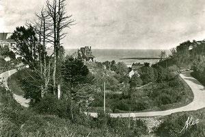 Landemer dans le Cotentin  (carte postale années 50)
