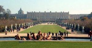 Château de Versailles destination touristique devancée par Orly aérogare