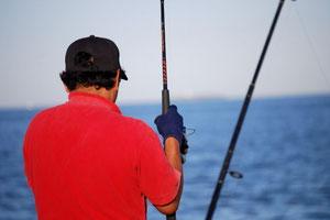 釣りも楽しめます♪