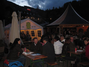 Shure Phyx beim Volksfest in Rohrmoos am 21.09.2013