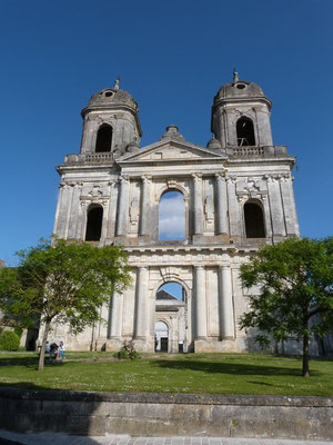 Les tours de Saint-Jean d'Angély