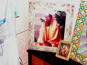 His Divine Grace A.C.Bhaktivedanta Swami Prabhupada