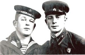 Драгуны Василий и Владимир