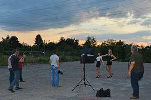 ...Fotografen bei der Arbeit - aus unserem letzten Workshop
