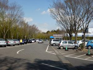130台 駐車場