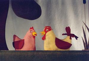 PUPPENBÜHNE Ferdinand Resch & Ruth Zauner,  Gackeli und Gackelo