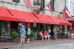 Foto Riverfront Savannah