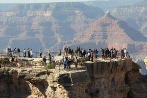 Foto Aussichtsplattform Gran Canyon