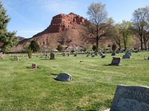 Foto: Friedhof Kanab
