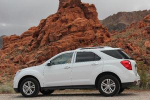 Foto: Chevrolet Equinox