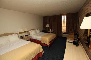 Foto: Zimmer im Holidy Inn, Chincle