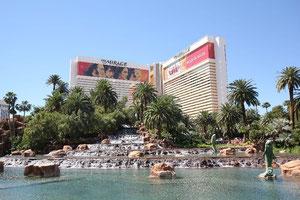 Foto: Hotel Mirage, Las Vegas