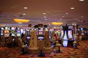 Foto: Casino im Tropicana Las Vegas