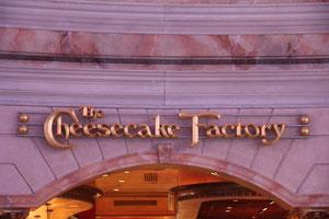 Foto: Cheesecake Factory, Las Vegas