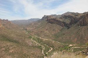 Foto: Apache Trail
