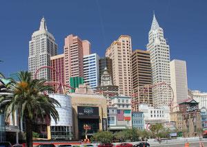 Hotel New York New York, Las Vegas