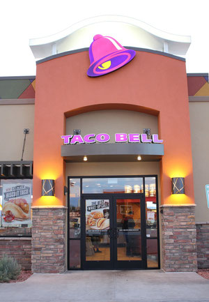 Foto: Taco Bell, Page
