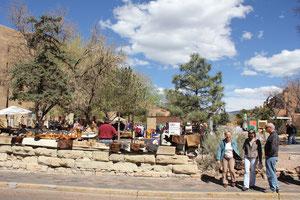 Flohmarkt Santa Fe