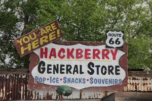 Foto: Hackberry General Store
