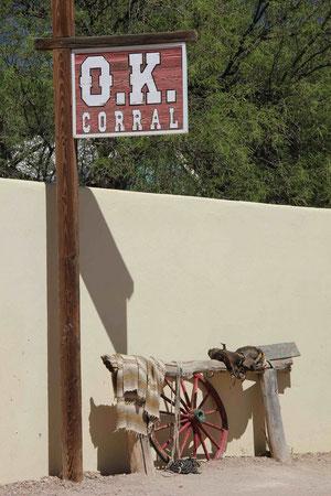 Foto: O.K. Corral, Tombstone