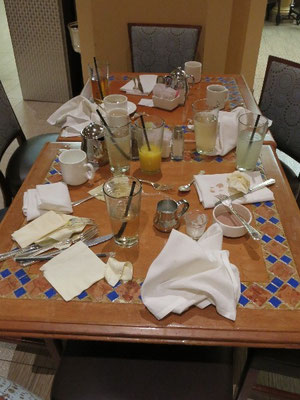 Foto: Buffetrestaurant im Hotel Luxor, Las Vegas