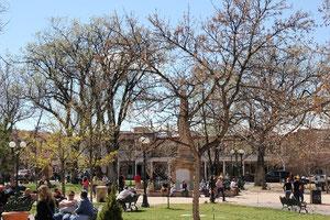 Foto Park in der Altstadt