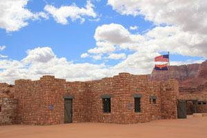 Foto: An der Navajo Bridge