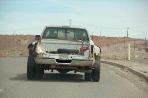 Foto: Auto in Chincle