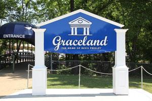 Foto Eingang Graceland
