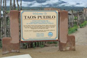 Foto: Taos Pueblo