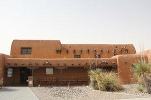 Foto Visitorcenter White Sands