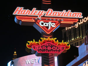 Foto: Haryley Davidson Cafe, Las Vegas