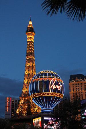 Foto: Hotel Paris, Las Vegas