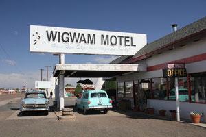Foto: Wigwam Motel, Holbrook