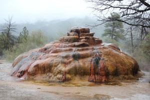 Foto: In der Nähe von Durango