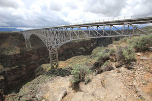 Foto: Rio Grande Gorge Bridge