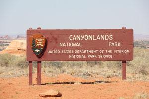 Foto: Canyonlands Nationalpark