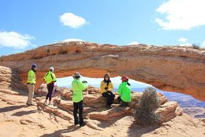 Foto Mesa Arch