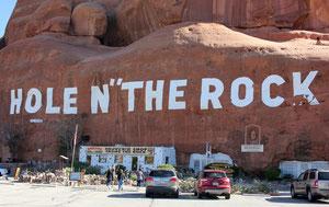 Foto: Hole in the Rock