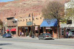 Foto: Mainstreet, Moab