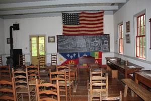 Foto Schule Vermillion Ville